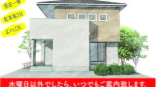 下青島モデルハウス販売